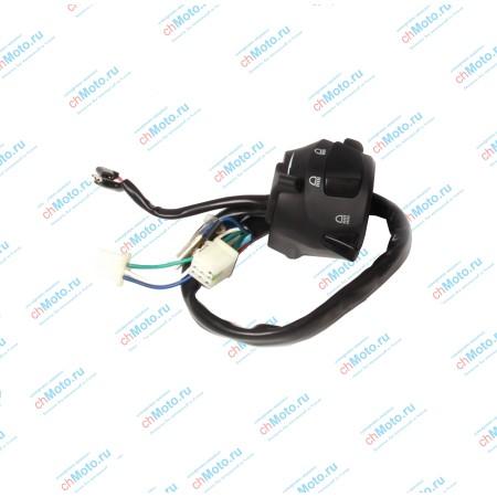 Блок переключателей левый | LF200-10P (KPR 200)