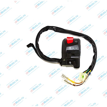 Блок переключателей правый LIFAN LF200-10L (KPT 200)