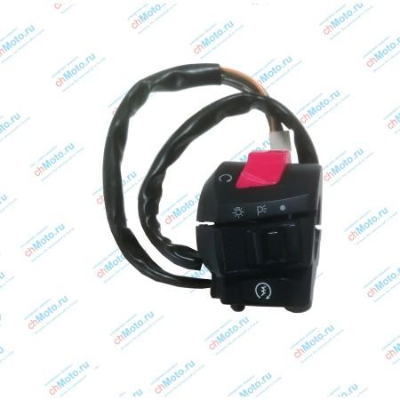 Блок переключателей правый | ЗиД YX150-23
