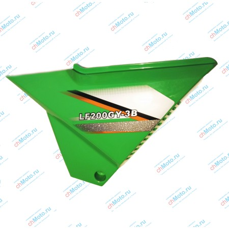 Боковая накладка правая | LF-200 GY-3B / GY-3U