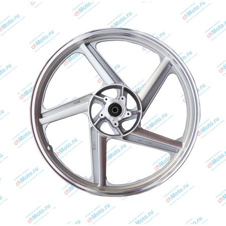 Диск литого переднего колеса R18 LIFAN LF150-13