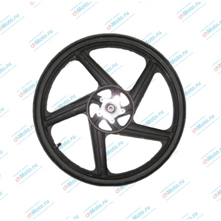 Диск литого переднего колеса R18 LIFAN LF200-16C Apache
