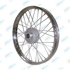Диск переднего колеса в сборе (дисковый тормоз) | LF150-13