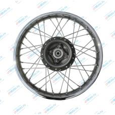 Диск заднего колеса в сборе барабанный тормоз | LF-200 GY-5 / GY-5A