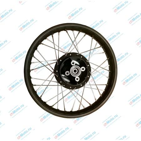 Диск заднего колеса в сборе ЗиД YX250GY-C5C