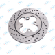 Диск тормозной задний | LF-200 GY-5 / GY-5A