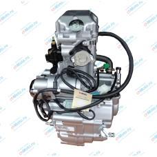 Двигатель в сборе | LF163 ML-2