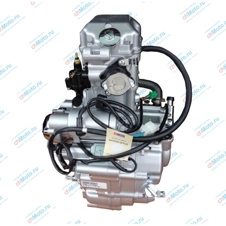Двигатель в сборе | 163 ML-2