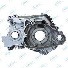 Crankcase left side