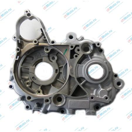 Картер двигателя левая часть | LF1P52FMI