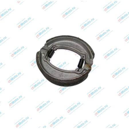 Колодки тормозные передние барабанные | LF150-13