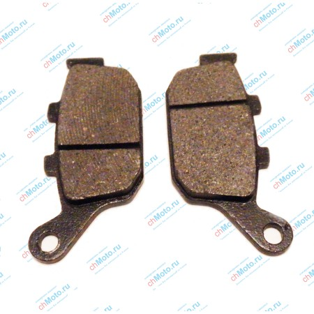 Колодки тормозные задние LIFAN LF-250 19P/TR250-B (Dakota)