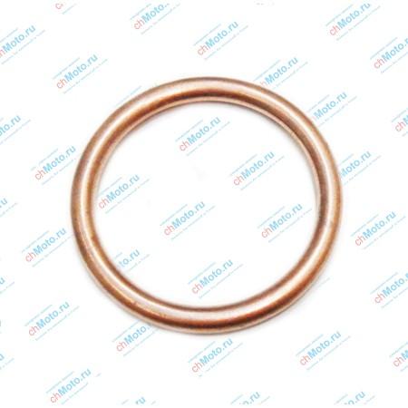 Кольцо уплотнительное глушителя LIFAN LF-250 19P/TR250-B (Dakota)