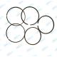 Комплект поршневых колец | LF163 ML-2