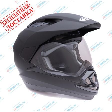 Кроссовый шлем XP-14 A BLACK MATT | GSB GSB XP-14 А