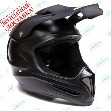Кроссовый шлем XP-15 BLACK MATT | GSB