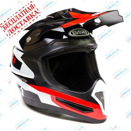 Кроссовый шлем XP-15 CUBO | GSB GSB XP-15