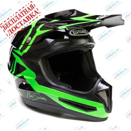 Кроссовый шлем XP-15 PREDATORE | GSB