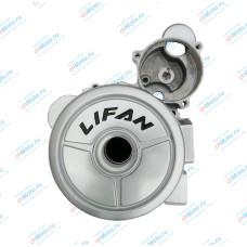 Крышка картера двигателя левая | LF163FML-2MP