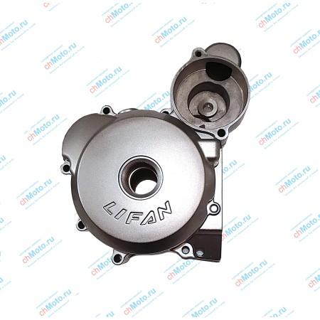 Крышка картера двигателя левая LIFAN LF163FML-Z5