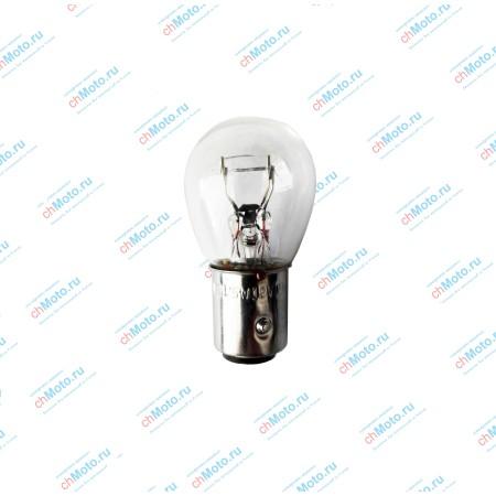 Лампа 12V 21/5W LIFAN LF200 GY-5