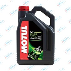 Моторное масло 5100 4T 10W50 (4 литра) | Motul