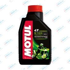 Моторное масло 5100 4T 15W50 (1 литр) | Motul