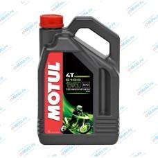 Моторное масло 5100 4T 15W50 (4 литра) | Motul