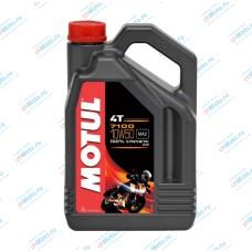 Моторное масло 7100 4T 10W50 (4 литра) | Motul