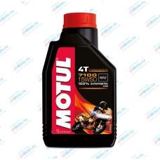 Моторное масло 7100 4T 15W50 (1 литр) | Motul