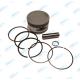 Поршень, кольца, палец комплект | LF163 FML-2M / LF163 FML-2