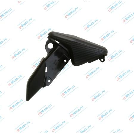 Накладка левой боковой крышки LIFAN LF200-10P (KPR 200)