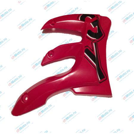 Накладка на бак правая LIFAN LF200 GY-5