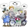 Обкатка мотоцикла LIFAN LF200GY-5