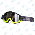 Очки для мотокросса STAREZZI MX 156 BLACK FLUO YELLOW | STAREZZI