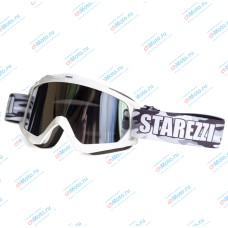 Очки для мотокросса STAREZZI MX 156 WHITE | STAREZZI