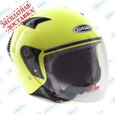 Открытый шлем G-240 FLUO YELLOW   GSB
