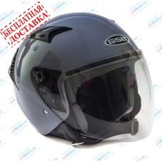 Открытый шлем G-240 GREY MET   GSB