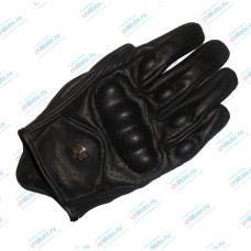 Перчатки кожанные L-100