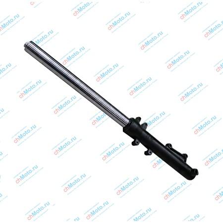 Перо вилки правое в сборе LF200-10P (KPR 200)