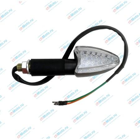 Поворотник передний правый ЗиД YX250GY-C5C