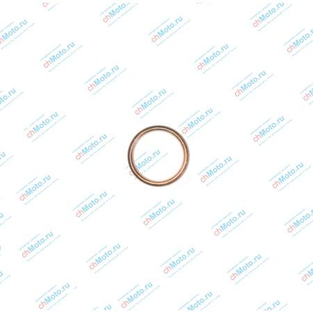 Прокладка глушителя LIFAN LF200-10P (KPR 200)
