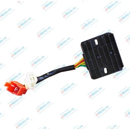 Регулятор (реле) напряжения | LF163 ML-2
