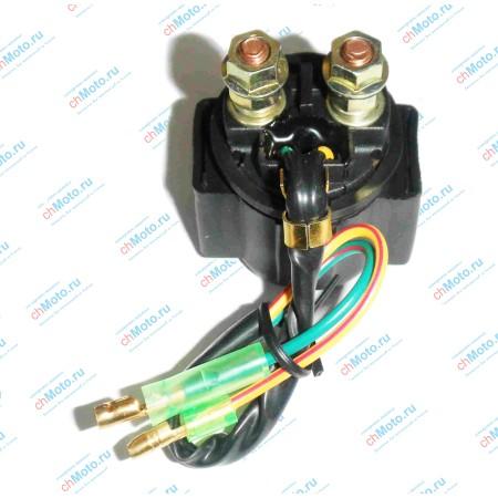 Усиленное реле электростартера | LF-200 GY-5 / GY-5A