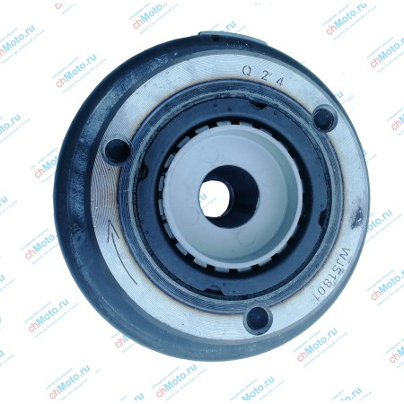 Ротор магнето в сборе с обгонной муфтой | LF163FML-2MP