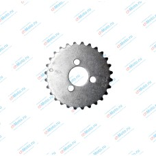 Gear drive timing chain