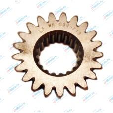 Шестерня масляного насоса двигателя | LF163 FML-2M / LF163 FML-2 / 167 FMM
