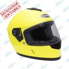 Шлем интеграл G-349 FLUO YELLOW   GSB