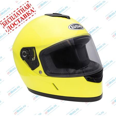 Шлем интеграл G-349 FLUO YELLOW | GSB