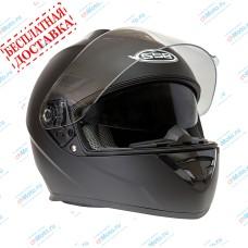 Шлем интеграл G-350 BLACK MATT   GSB